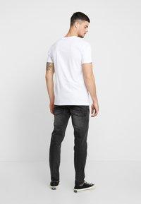 Redefined Rebel - COPENHAGEN - Jeans slim fit - black rock - 2