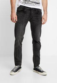 Redefined Rebel - COPENHAGEN - Jeans slim fit - black rock - 0
