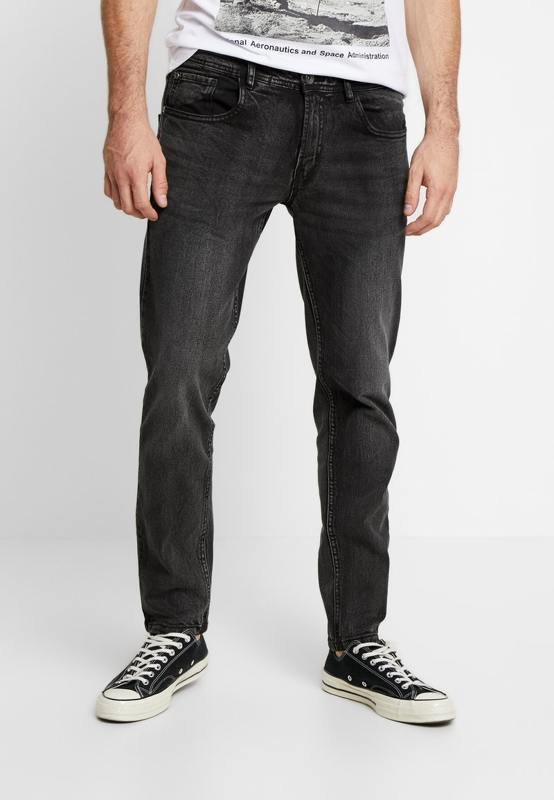 Redefined Rebel - COPENHAGEN - Jeans slim fit - black rock