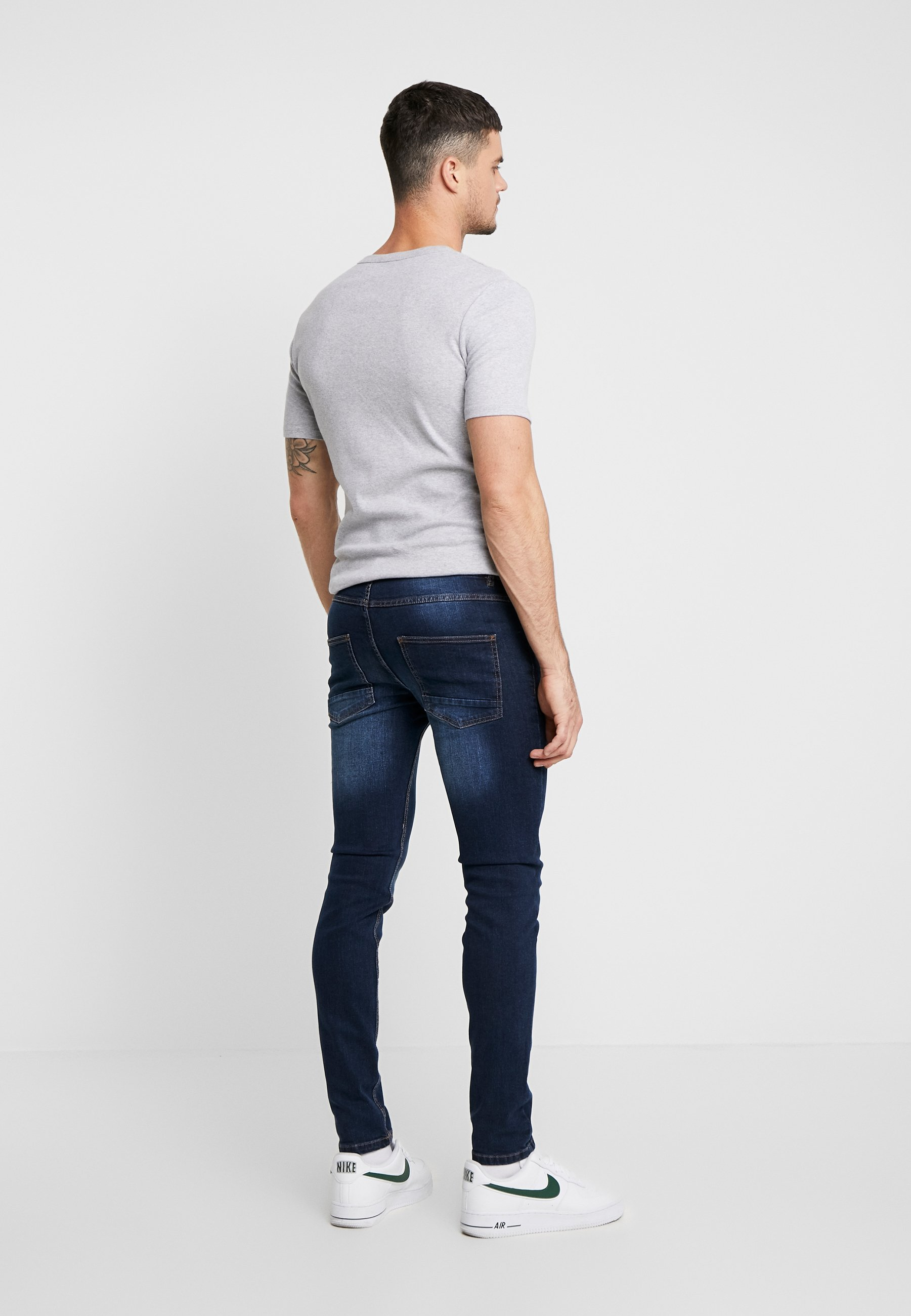 Rebel Fit Dark Sea Skinny Redefined CopenhagenJeans vbfgyY76