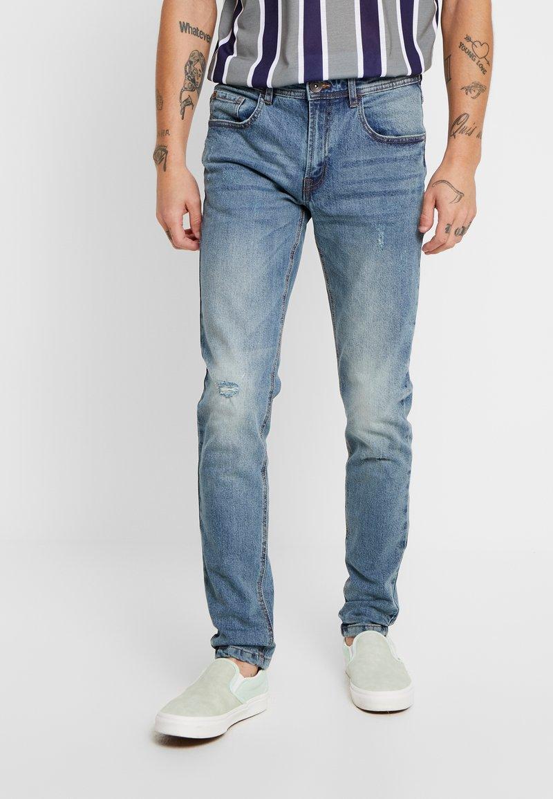 Redefined Rebel - COPENHAGEN - Slim fit jeans - light indigo
