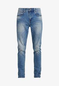 Redefined Rebel - FLORENCE - Džíny Slim Fit - polar blue - 4