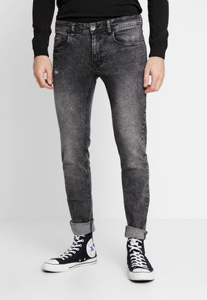 COPENHAGEN - Jeans slim fit - acid black