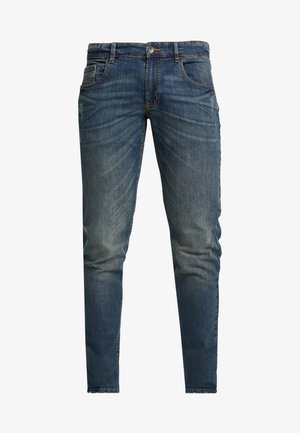 RRCOPENHAGEN - Vaqueros slim fit - eqyptian blue