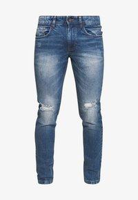 Redefined Rebel - RRSTOCKHOLM DESTROY - Jeans Skinny Fit - perfect indigo - 3