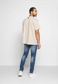 Redefined Rebel - RRSTOCKHOLM DESTROY - Jeans Skinny Fit - perfect indigo - 2