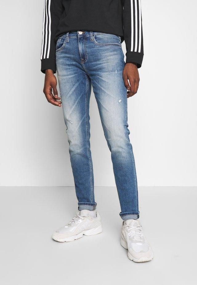 Jeans slim fit - heaven blue