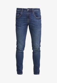 Redefined Rebel - COPENHAGEN - Slim fit jeans - pure indigo - 4