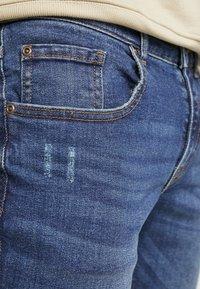 Redefined Rebel - COPENHAGEN - Slim fit jeans - pure indigo - 5
