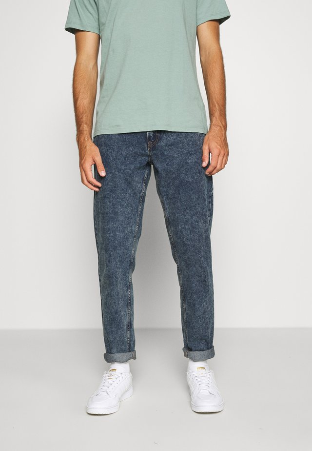 MONACO - Jeans Tapered Fit - dark blue