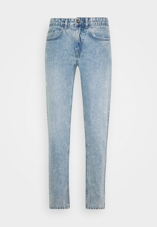 MONACO - Jeans Tapered Fit - light blue
