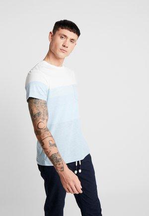 DEXTER - Print T-shirt - malibu blue