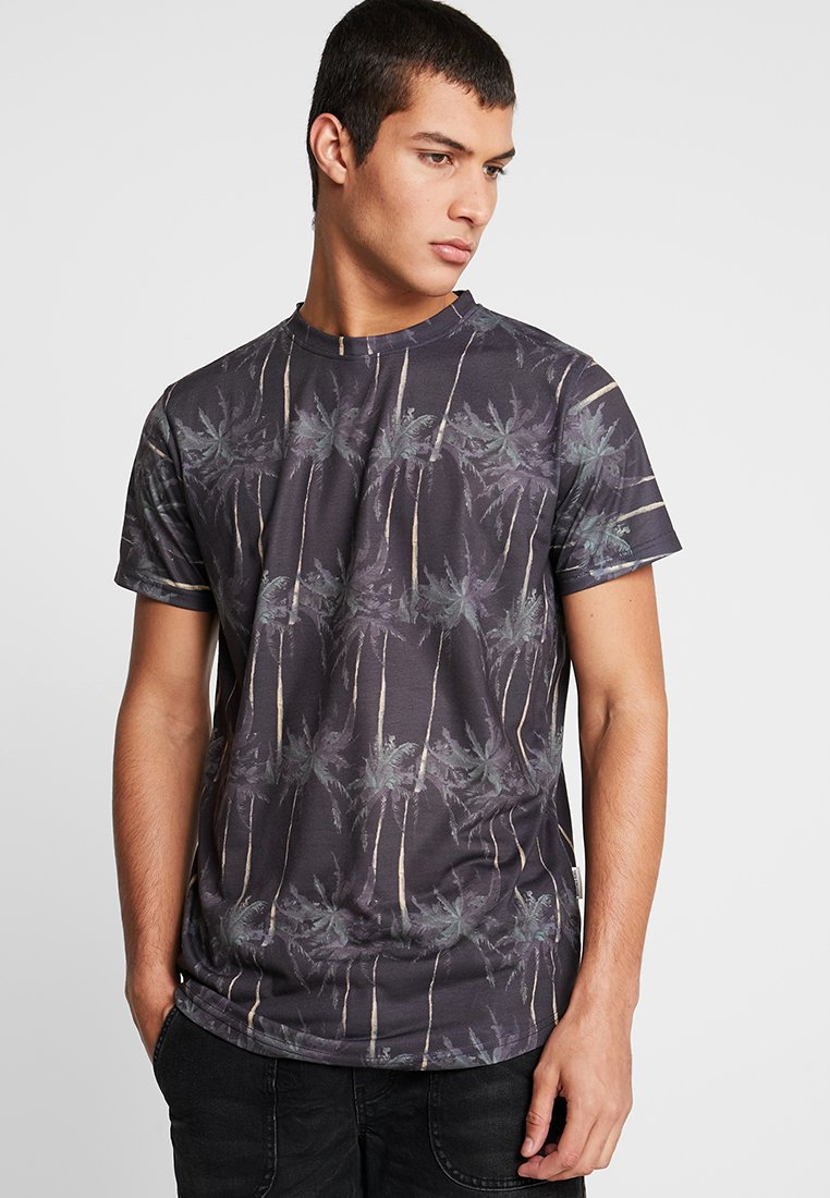 Redefined Rebel - TUCKER TEE - T-Shirt print - black