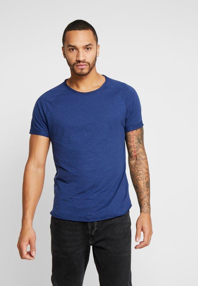KAS TEE - T-shirts basic - blue depths