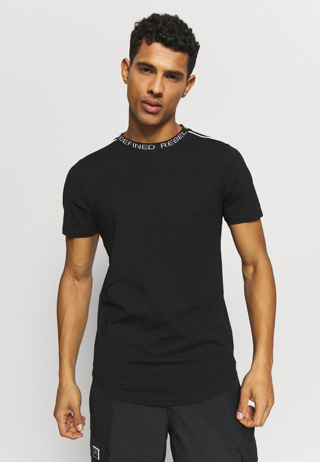 UNISEX RRKENN TEE - Basic T-shirt - black