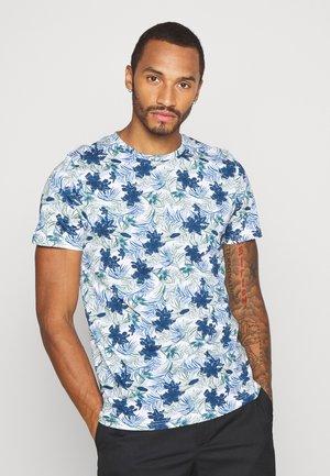 RRDIXON TEE - T-shirt med print - white