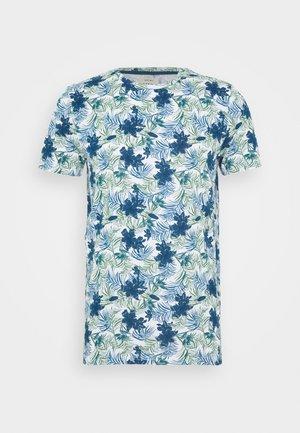 RRDIXON TEE - Print T-shirt - white