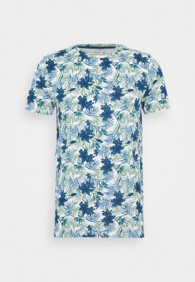 RRDIXON TEE - T-shirt print - white
