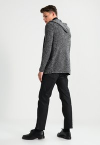 Redefined Rebel - CABE - Cardigan - black - 2