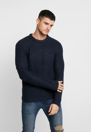 SIGURD  - Jumper - navy