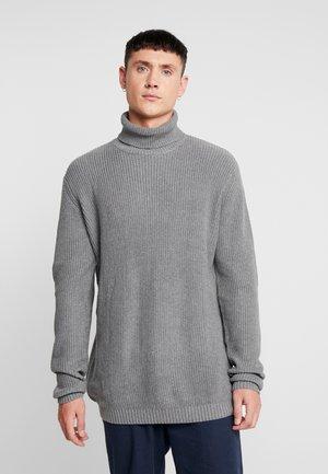 RONNIE - Jumper - mid grey