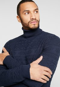 Redefined Rebel - MASON - Jumper - navy - 4
