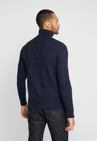 Redefined Rebel - MASON - Jumper - navy