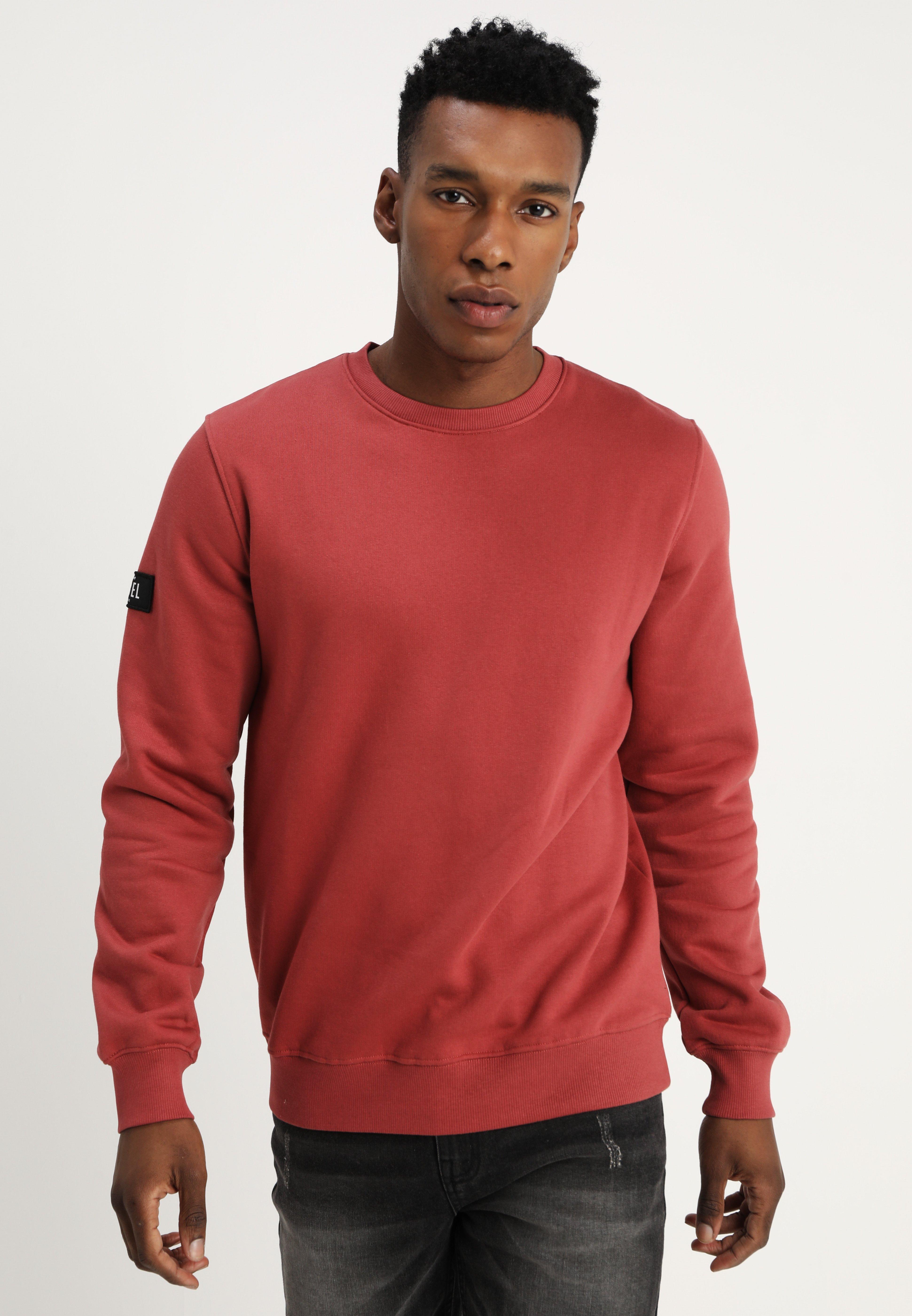Redefined Rebel COOPER Sweatshirt marsala ZALANDO.FR