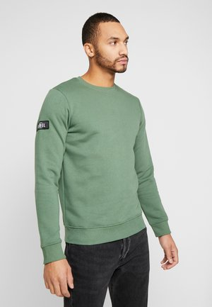 COOPER - Sweatshirt - duck green