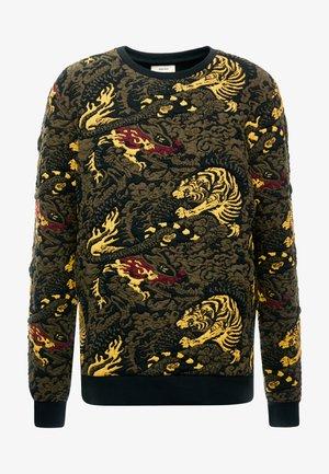 RRJAMES  - Sweater - black