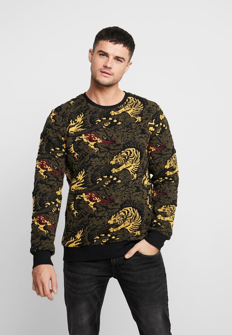 Redefined Rebel - RRJAMES  - Sweatshirt - black