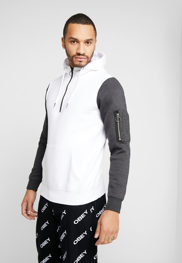 RRIGOR - Hættetrøjer - white