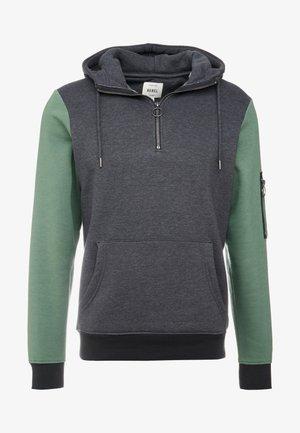 RRIGOR - Hoodie - dark grey melange