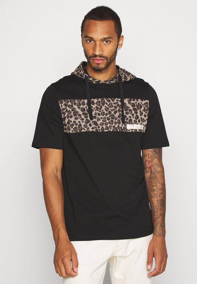ADIS  - Print T-shirt - black