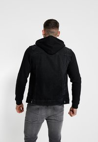 Redefined Rebel - FUNDA JACKET - Denim jacket - black - 2