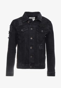 Redefined Rebel - JASON JACKET - Spijkerjas - lava stone - 3