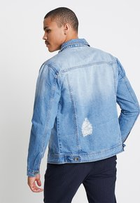 Redefined Rebel - JASON JACKET - Giacca di jeans - light blue - 2