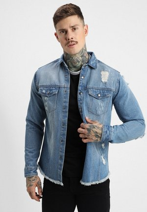 JACKSON JACKET - Camicia - light blue