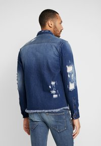 Redefined Rebel - JACKSON JACKET - Camicia - dark blue - 2