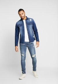 Redefined Rebel - JACKSON JACKET - Camicia - dark blue - 1