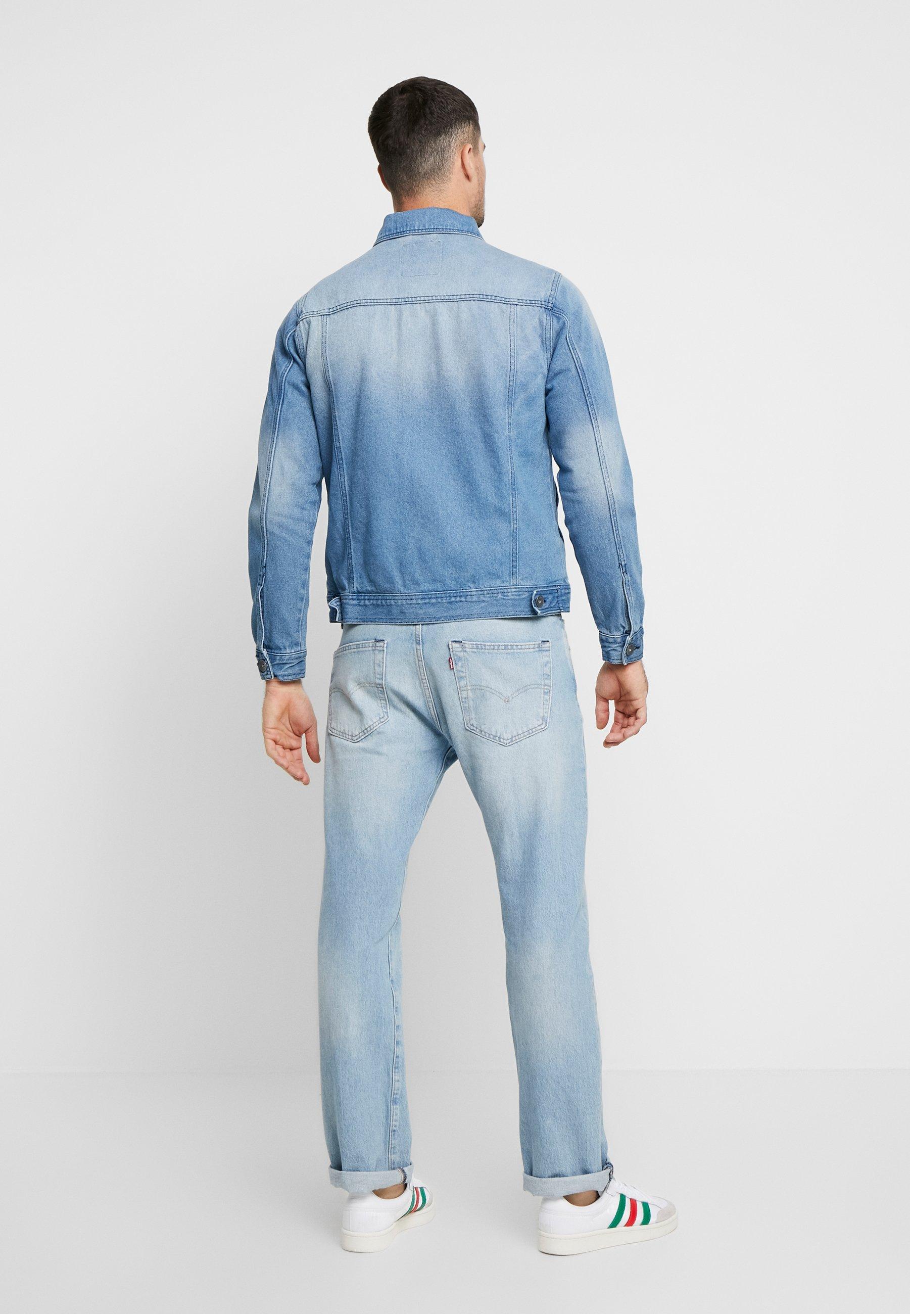 Redefined Light Blue Rebel JacketVeste Jean En Axel pMSzUV