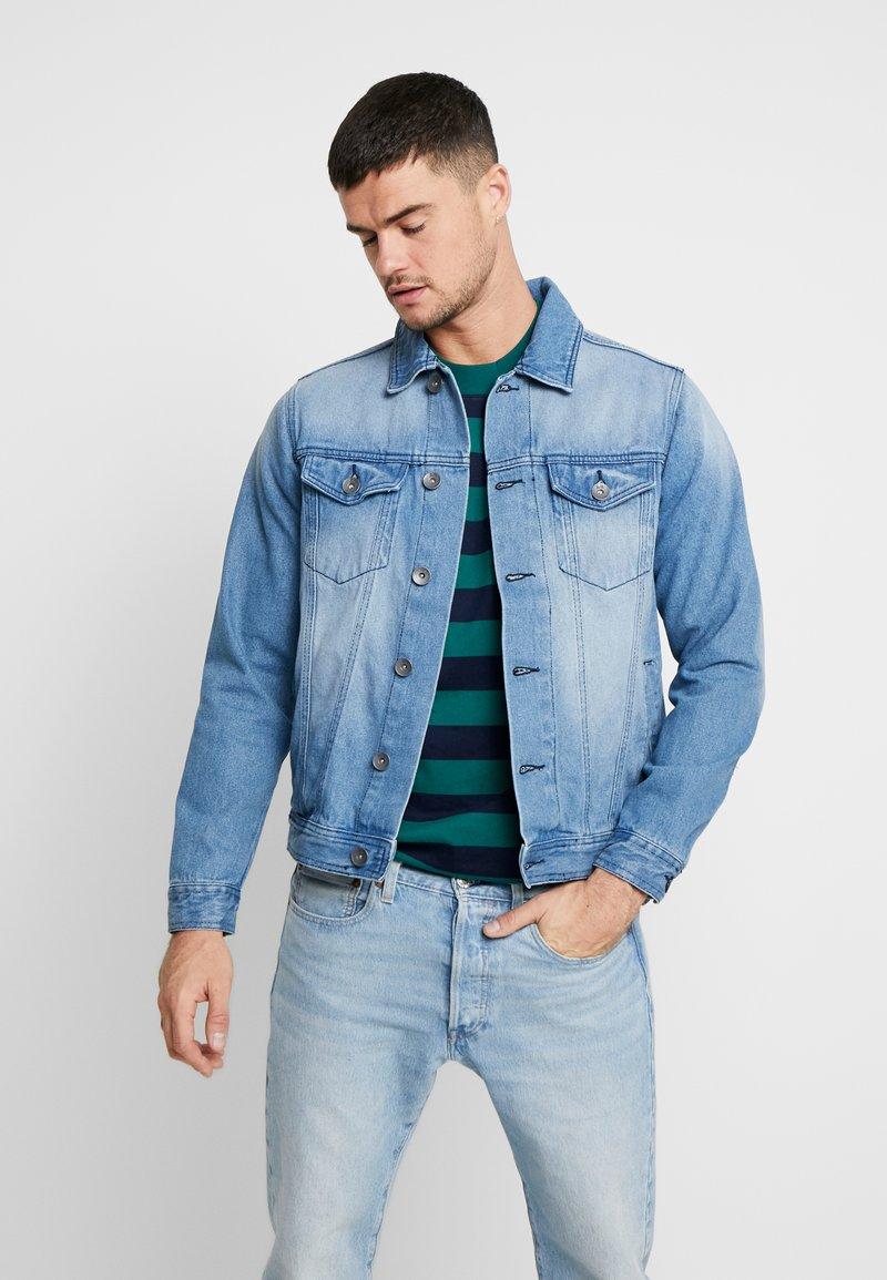 Redefined Rebel - AXEL JACKET - Denim jacket - light blue