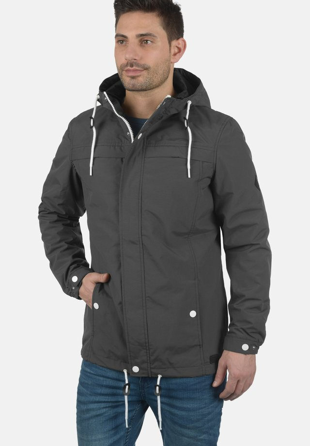MADDOX - Light jacket - anthracite