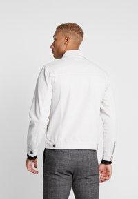 Redefined Rebel - RRASGER JACKET - Denim jacket - stone - 2