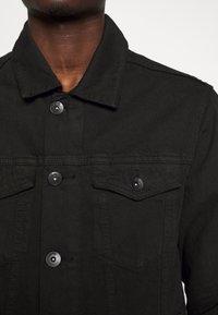 Redefined Rebel - RRASGER JACKET - Denim jacket - black - 5