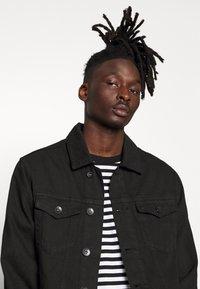 Redefined Rebel - RRASGER JACKET - Denim jacket - black - 3