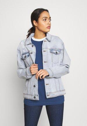UNISEX RRPHIL JACKET - Denim jacket - ice indigo