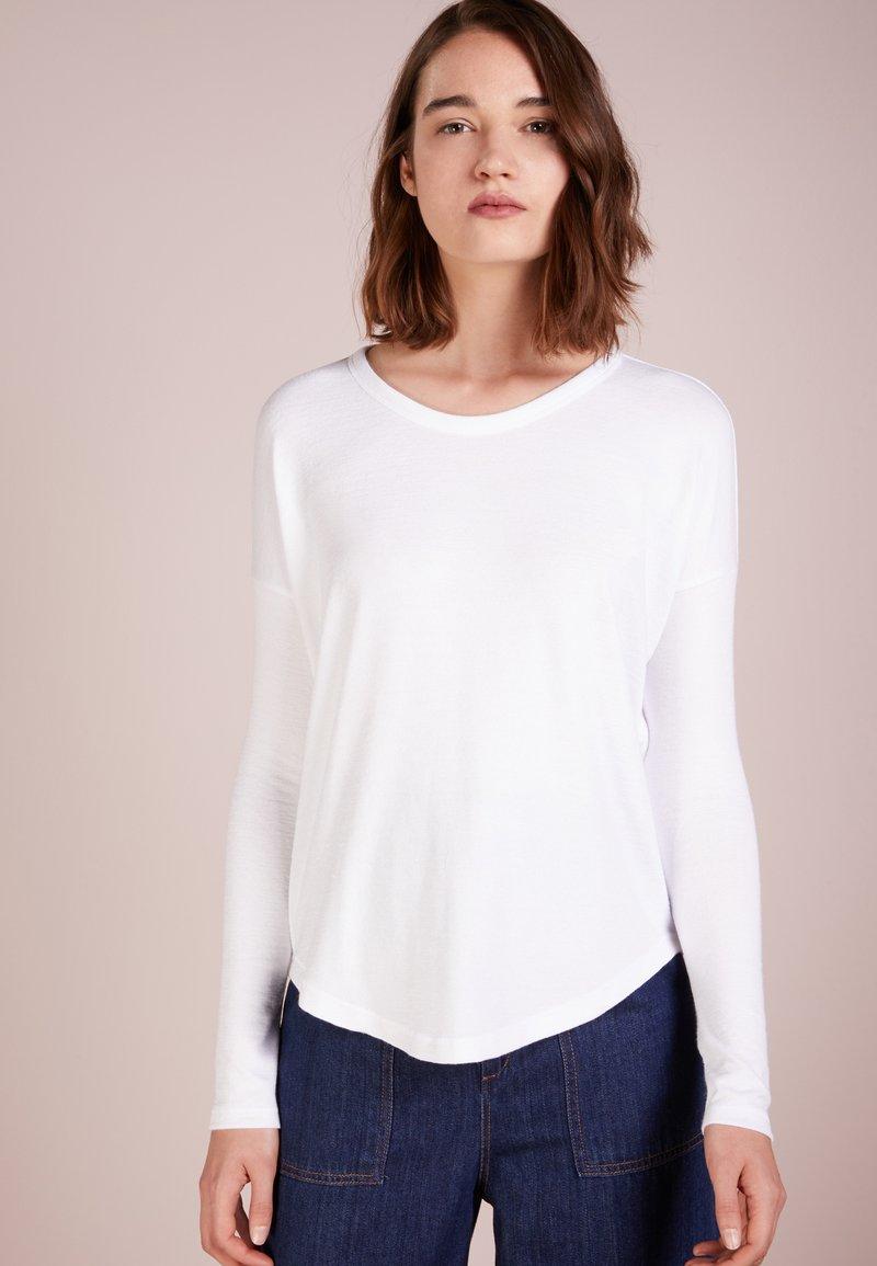 rag & bone - Stickad tröja - white