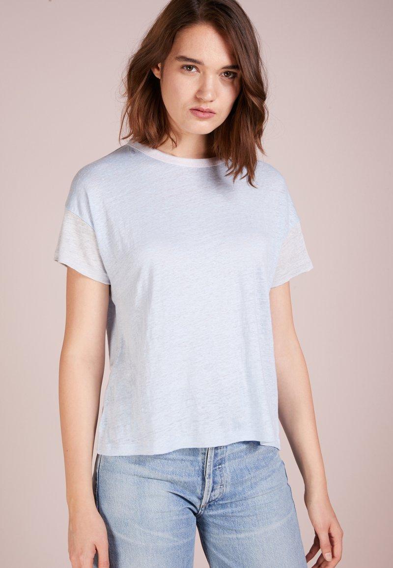 rag & bone - PAYTEN - T-shirts print - pale