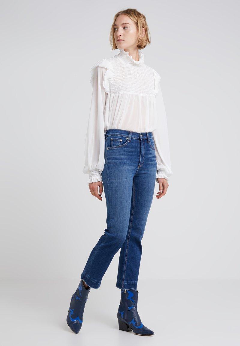 rag & bone - HANA - Jeans Slim Fit - light-blue denim
